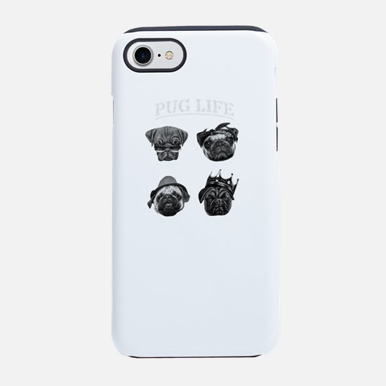 Pug Life iPhone 7 Tough Case