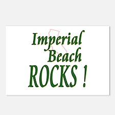 Imperial Beach Rocks ! Postcards (Package of 8)