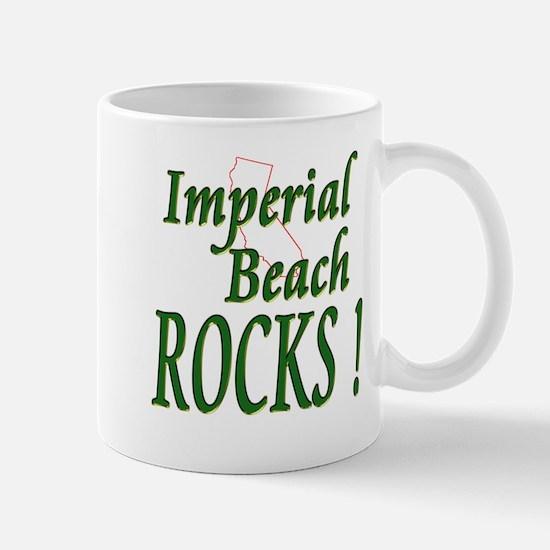 Imperial Beach Rocks ! Mug