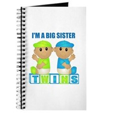 I'm A Big Sister (TBB:blk) Journal