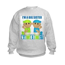 I'm A Big Sister (TBB:blk) Sweatshirt