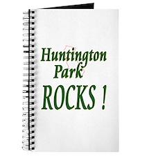 Huntington Park Rocks ! Journal