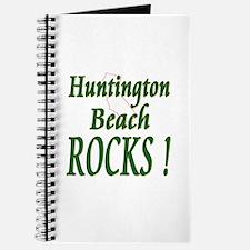 Huntington Beach Rocks ! Journal