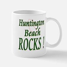 Huntington Beach Rocks ! Mug