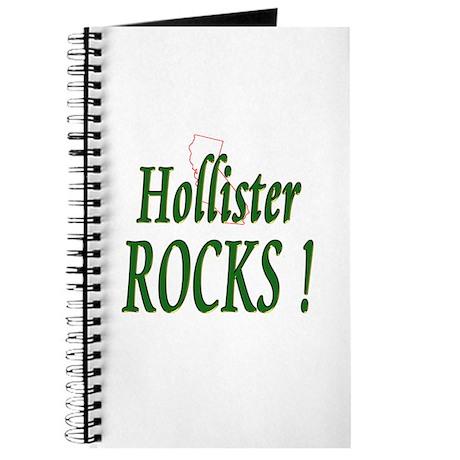 Hollister Rocks ! Journal