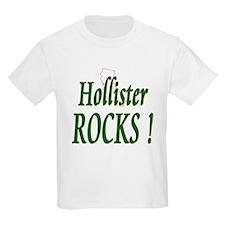 Hollister Rocks ! Kids T-Shirt