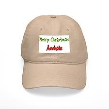Merry Christmas Asshole -2 Baseball Cap