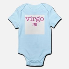 Virgo Baby Girl Bodysuit