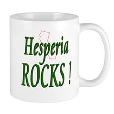 Hesperia Rocks ! Mug