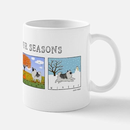"""The Four Seasons"" Mug"