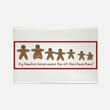 Funny Large family Rectangle Magnet