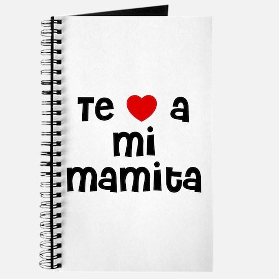 Te * a mi Mamita Journal