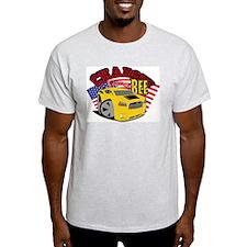 Ash Grey Dodge Charger T-Shirt