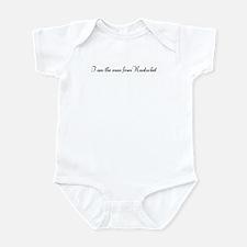 Man from Nantucket Infant Bodysuit