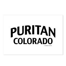 Puritan Colorado Postcards (Package of 8)