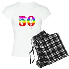 Fun rainbow 50 Pajamas