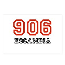 906 Postcards (Package of 8)