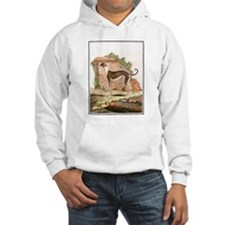 Dog (Greyhound) Hoodie