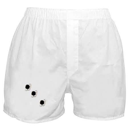 Bullet Holes Boxer Shorts