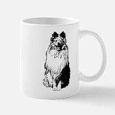 Vintage shetland Mug