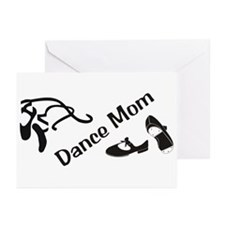 Dance Mom Greeting Cards (Pk of 10)