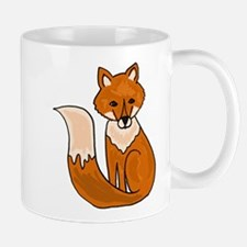 Red Fox Art Mug