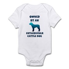 Entlebucher Silhouette Infant Bodysuit