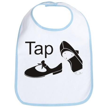 Tap Shoes Bib