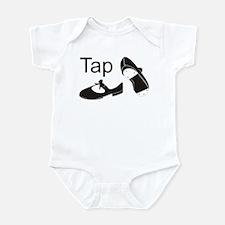 Tap Shoes Infant Bodysuit