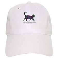 Lady Laird of Chaol Ghleann Cat Baseball Cap