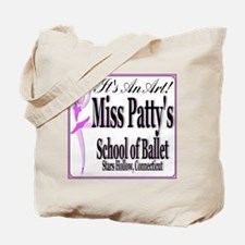 miss patty's art Tote Bag
