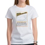 Naked Lady Lager Women's T-Shirt