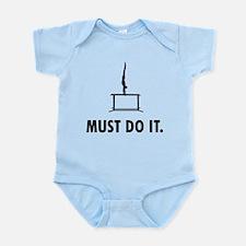 Parallel Bars Infant Bodysuit
