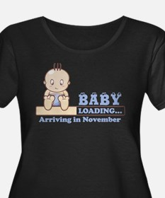 Arriving in November Plus Size T-Shirt