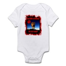 Are You Ready! Infant Bodysuit