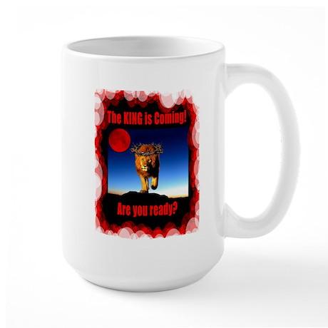 Are You Ready! Large Mug