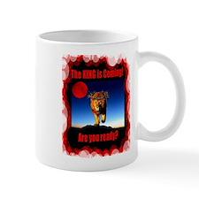 Are You Ready! Small Mug