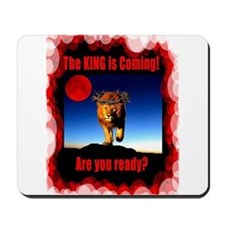 Are You Ready! Mousepad