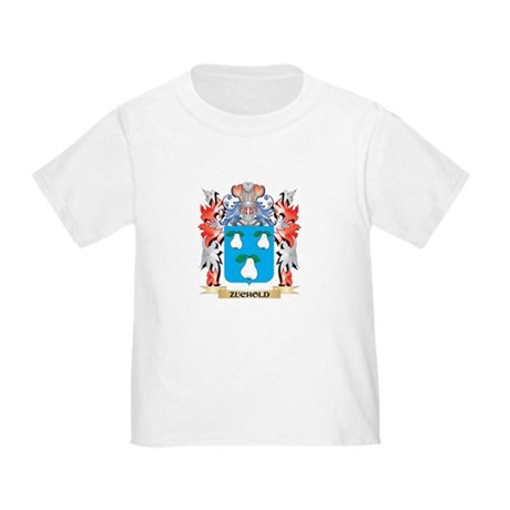 Zuchold Coat of Arms - Family Crest T-Shirt