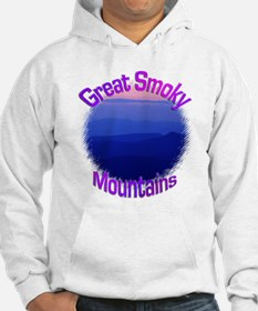 Blue Mountains Hoodie Sweatshirt