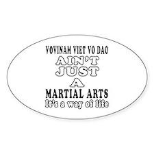 Vovinam Viet Vo Dao Martial Arts Designs Decal