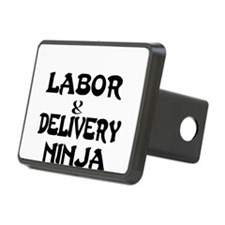 Labor Delivery Ninja Hitch Cover