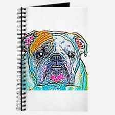 Bulldog in Color Journal