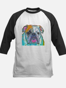 Bulldog in Color Tee