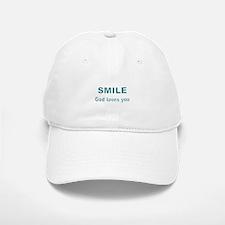 Smile Baseball Baseball Baseball Cap