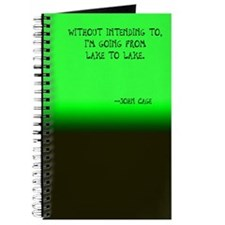 John Cage Quote (#3) Journal