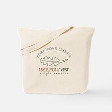 Homegrown Learner Tote Bag