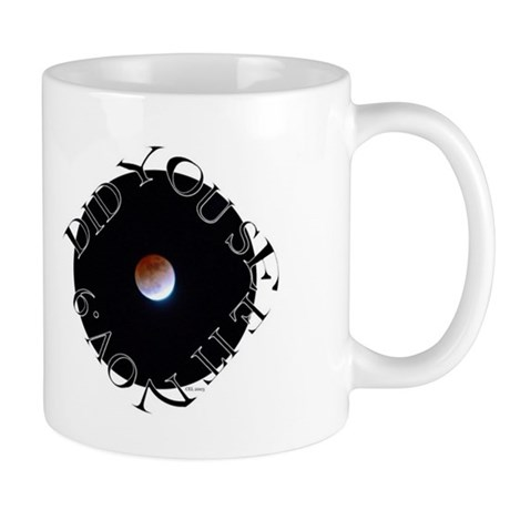 Nov.14 2003 Lunar Eclipse Mug