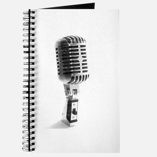 Vintage Microphone Design Journal