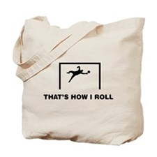 Goalkeeper Tote Bag